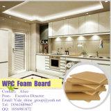 Hoja plástica superior de la espuma del PVC de la alta densidad para los muebles