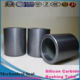 Manguito de carburo de silicio de alta calidad Ssic Rbsic tubo Bush