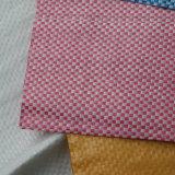 Мешок пластмассы цвета высокого качества поставкы Китая сплетенный PP