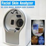 Construído do analisador mágico portátil da pele do espelho da câmera de Canon no varredor facial da pele