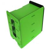 Progettare con 3 il cassetto dell'archivio della gomma piuma di strato pp