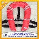 Veste de vida inflável do SOLAS/colete salva-vidas inflável automático
