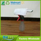 Limpador ergonómico de vidro do carro do líquido de limpeza de escova do indicador do rodo de borracha da limpeza