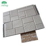Parete laterale decorativa esterna d'acciaio della parete della facciata del poliuretano (16/50cm)