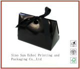 Color Printing Paper Shopping Bag with Emboss Logo