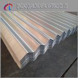 26 tuiles de toiture en acier ondulées d'Aluzinc de mesure
