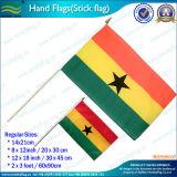 Drapeau de ondulation de main rapide bon marché promotionnelle faite sur commande de la livraison (T-NF01F03018)