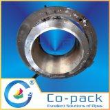 Het hydraulische Gespleten Knipsel van de Pijpleiding van het Frame en Machine Beveling