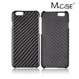 iPhoneのための熱いSale Carbon Fiber Material Mobile Case 6 6s