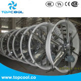 """Ventilador de refrigeração 72 da recirculação """" com sistema da bruma para Commercia e Industria"""