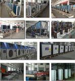 Amb. Agua da alta temperatura máxima industrial de la pompa de calor 90c de la calefacción 3HP 5HP 10HP R134A+R410A de -20c a regar con la recuperación de calor residual