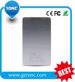 Portable 3000mAh Polymer Powerbank para carregador de celulares