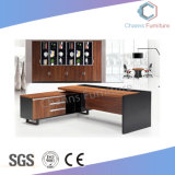 Fashion Metal Frame Office Counts Manager Desk (CAS-MD18A40)