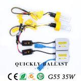 H7 H4 H1 H3 H8 amarillas luces HID 3000k HID Bombillas con identificación de xenón HID
