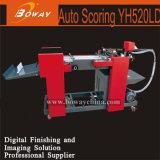 Automatische Auto die van Creaser van het Document 8700PCS/Hour van Boway de Industriële A4 Vouwend Machine noteren