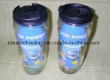De in het groot Aangepaste Fles van het Drinkwater van Sporten Plastic