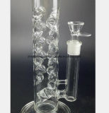 Glasrohr des wasser-15.35-Inch für das Glas, das Rohre aufbereitet