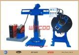 Tipo voladizo H-Beam Máquina automática para soldar / máquina de soldadura automática para la fabricación de acero / sierra, máquina de soldadura TIG y Mag