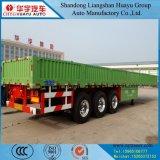 30ton/35ton/40ton/45ton/50ton容量の貨物半トレーラー