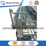 Contenitore pesante della rete metallica della scala