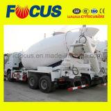 Misturador concreto do caminhão da alta qualidade 8m3, caminhão do misturador concreto do Carro-Afastado