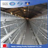 Гальванизированная клетка яичка слоя цыплятины клетки цыпленка для оборудования цыплятины клетки батареи сбывания для сбывания