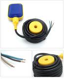 Interruttore di galleggiante per l'interruttore del livello liquido del galleggiante di sfera del cavo della pompa di pozzetto