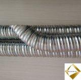 Conduits en acier ondulés pour l'attache S5