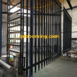 Barriera di sicurezza nera del ferro di Wroght per la piscina
