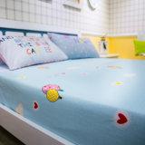 Bedsheet impresso luxo da HOME do algodão