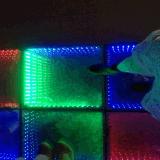 Homei 3X3m 3D 미러 심연 댄스 플로워