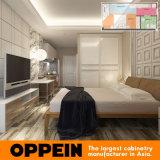 OppeinのISO9001製造業者による現代最高のホテルの寝室の家具(OP15-H01)