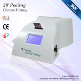 Terapia clara e máquina da beleza do cuidado de pele da casca do diamante (2W)