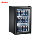 Ce/ETL/RoHSのガラスドアの冷たい飲み物の小型表示冷却装置