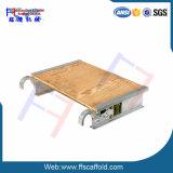 Aluminiumvorstand mit Furnierholz Alaun-Furnierholz Plattform