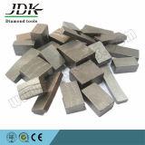 화강암을%s 250-3500mm 고품질 다이아몬드 절단 세그먼트