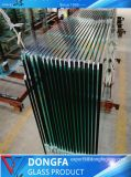 preço de fábrica 12mm claro Edifício Temperado Aquário de segurança de vidro temperado