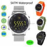 Het hete Verkopende Nieuwe Ontwikkelde Waterdichte Slimme Horloge van de Armband