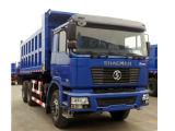 Lastkraftwagen mit Kippvorrichtung des Shacman F2000 Kipper-6*4 30 Tonnen-LKW
