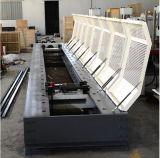 la cuerda de alambre 2000kn lanza la máquina extensible horizontal de la base con una honda de prueba