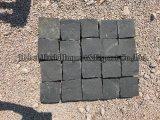 玉石のペーバーのマットの安い私道の敷石の花こう岩の敷石