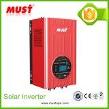 del inversor solar la monofásico 6000W del inversor 6kw de la CA de la C.C. del inversor de la red