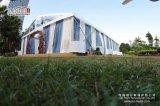 Tenda trasparente del PVC del blocco per grafici di alluminio per la tenda di agricoltura