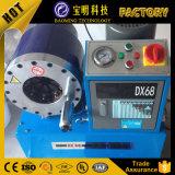 Suspensión de aire automática de 2 pulgadas de DX68 de anillo engastado de manguera de la máquina