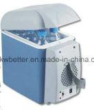 Охладитель или более теплый миниый холодильник 107b автомобиля или домашних автомобиля 7.5L