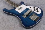 Тело золы 4 шнуров с шеей через электрическую басовую гитару (GB-22)