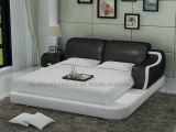 Europäische neue Schlafzimmer-Möbel der Entwurfs-Lb8803 mit LED-Licht