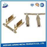 Fabricación de metal de hoja del OEM para el corte/doblar/que estampan el hardware de la puerta