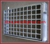 重負荷容量の熱いすくいの電流を通されたTrafficableの火格子