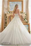 2016 جديدة [هوت-سلّينغ] [ا] زفافيّ - خطّ عرس ثوب, صنع وفقا لطلب الزّبون